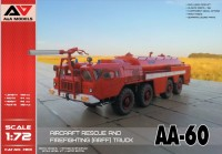 AA-60 Aircraft Rescue and Firefighting Truck ARFF