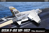 Vought F-8E Crusader VF-162