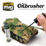 Oilbrusher Field Green
