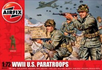 US Paratroops WWII