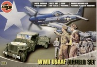 USAAF Airfield Set WWII