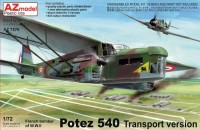 Potez 540 Transport Version