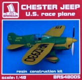 Chester Jeep - Race Plane