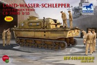 Landwasserschlepper (late Production) LWS