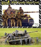 WWII German Panzer Crews Set 1