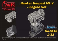 Hawker Tempest - Engine