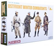 Ostfront Winter Combatants 1942-43 (4 Fig.)