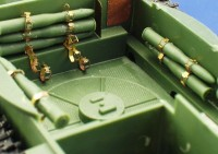T-55 AM Innendetails (SKIF)