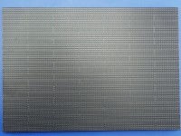 PSP Display - Perforated steel plates 1:48