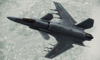 ACE Combat - ASF-X Shinden II