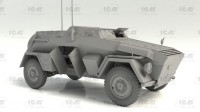 Sd.Kfz.247 Ausf.B, German Command Armoured Vehicle
