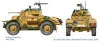 Staghound Mk. I late Vesion