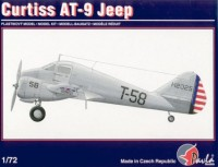Curtiss AT-9 Jeep