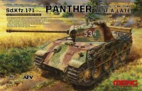 Sd.Kfz.171 Panther Ausf. A Late Production