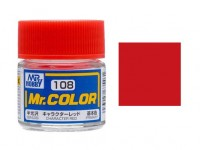 Character Red / Figur rot (10ml)
