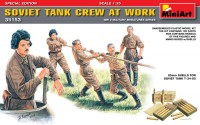 Soviet Tank Crew at Work - Special Edition -