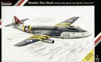Hawker Sea Hawk FB Mk.3/FGA Mk.50 with AIM 9