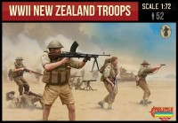 WWII New Zealand Troops