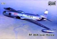 Lockheed RF-80A over Korea