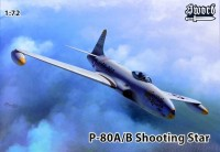 Lockheed P-80A/B Shooting Star