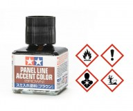 Panel Line Accent Color Braun 40ml