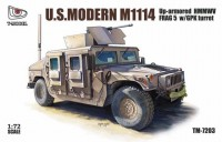 US Modern M1114 - Up-Armored HMMWV FRAG 5