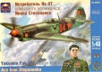 Yakovlev Yak-9T Russian fighter