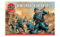 WWI French Infantry - Vintage Classics -