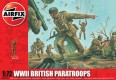 WWII British Paratroops