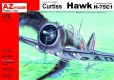 Curtiss Hawk H-75C-1 Czechoslovak Pilots