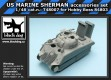 US Marine Sherman - Accessories Set