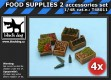 FOOD SUPPLIES 2 accessories set
