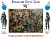 English Civil War - Parliment Musketeers