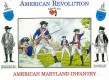 American Revolution - American Maryland Infantry