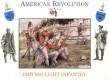British Light Infantry American Revolution