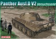 Panther Ausf.D V2 Versuchsserie
