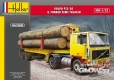 Volvo F12-20 Globetrotter & Timber Semi-Trailer