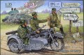 BMW R12 with sidecar (Wehrmacht version)