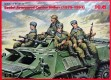 Soviet Armoured Carrier Riders 1979 - 1991