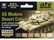 US Modern Desert Colors - Farbset