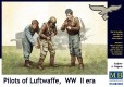 Pilots of Luftwaffe, era WWII