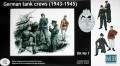 German Tank Crew (1943-1945) Set 1