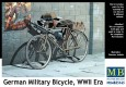 German military bicycle, WW II era