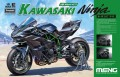 Kawasaki Ninja H2R (Pre-colored Edition)