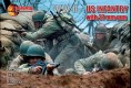 US Infantry with 37mm gun WWII