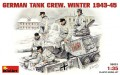 German Tank Crew (Winter 1943-1945)