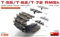 T-55/T-62/T-72 RMSh Late Type Tracks