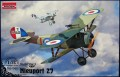 Nieuport 27 (French WWI Fighter)