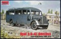 Opel Blitz Bus 3.6-47 Typ W39 Ludewig (early)