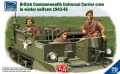 British Commonwealth Universal Carrier Crew